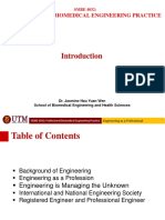 Background of Engineering  Engineering as a Profession