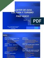 Cluster de Ocio, Cultura y Turismo País Vasco