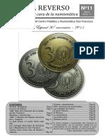El Reverso No. 11 - Boletín Filatélico y Numismático