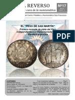 El Reverso No. 17 - Boletín Filatélico y Numismático