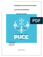 Pontificia Universidad Catolica Del Ecua