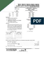 Datasheet 74LS157