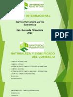 diapositivas de comercio internacional