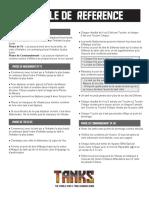 Tanks Feuille de référence 1.1 (FR)