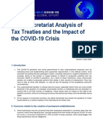 OECD Secretariat Analysis of Tax Treaties and the Impact of the COVID-19 Crisis.pdf
