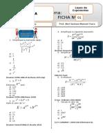 Álgebra banco de preguntas de la UNA PUNO