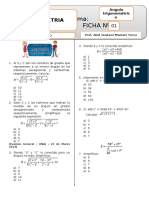 Trigonometria banco de preguntas de la UNA PUNO