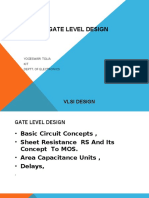 gate level design.ppt