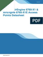 Huawei AirEngine 6760-X1 & AirEngine 6760-X1E Access Points Datasheet.pdf