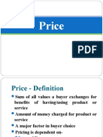 7.Pricing Strategies
