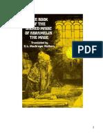 La Magia Sagrada de Abramelin.pdf