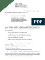 Circular nº 01-2020 NPSE Coronavírus