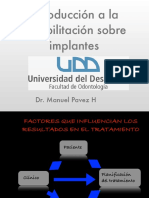Intro Rehab implantologica