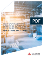Recovery Readiness Industrial Checklist
