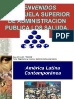 Regimenes y sistemas politicos latinoamericanos  PPT.