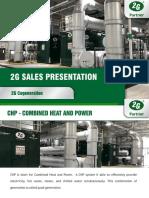 2G ENERGY - SALES PRESENTATION