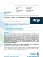 Greece's Impact on Asia and the Middle East