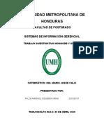 Informe Final MongoDB Y Oracle