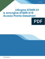 Huawei AirEngine 8760R-X1 & AirEngine 8760R-X1E Access Points Datasheet.pdf