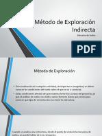 Método de Exploración Indirecta.pptx