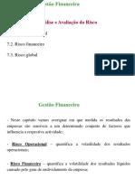 Gestão Financeira - 07 - Análise e Avaliação do Risco.pdf