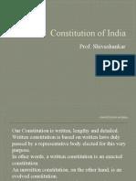 Const India