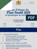 1er Bilan Plan Santé 2025