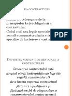 6.5.Revocarea contractului (1)
