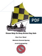 Keep Bristol Bay Safe Quarantine Sign PDF-1