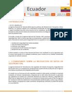PLAN ESTRATÉGICO DE SEGURIDAD VIAL EN EL ECUADOR 2015