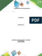 COMPONENTE PRACTICO AGUAS RESIDUALES
