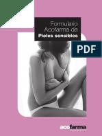 Formulario de pieles sensibles II