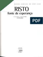 REAL, M. (2000) – Prato paleocristão. In Cristo, fonte de esperança. Exposição do grande Jubileu do ano 2000. (...) Catálogo. Porto