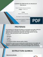 Presentación porteinas