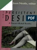 Joan Nestle - The Persistent Desire_ a Femme-Butch Reader.pdf