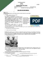 VIR T - ACTIVIDAD DE APRENDIZAJE - 5TO  SEC - HISTORIA  - 4.docx