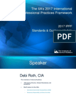 Debi Roth- 2017 Standards and Guidance Update 1.17.2017