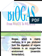 Biogas_Waste to Wealth