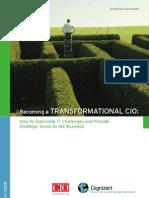 Transformational CIO