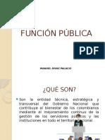 FUNCIÓN PÚBLICA.pptx