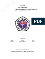 makalah ISD