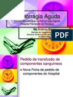 manual para procedimentos hemoterápicos fmusp