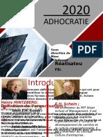 Adhocratie