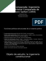 Sistemas de partidos y sistemas electorales