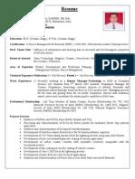 CV Pradip Job
