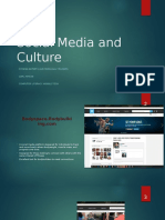 social media and culture powerpoint
