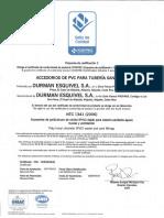 Accesorios PVC Duman