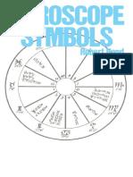 Horoscope Symbols - Robert Hand