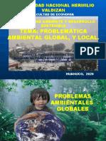Problemas ambientales. ENCISO