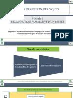 MODULE_1_REDACTION  DES PROJETS_MP